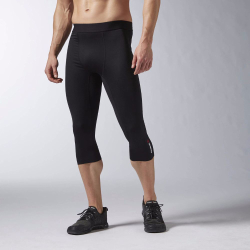 Reebok - Pw3R 3/4 Compression Tights