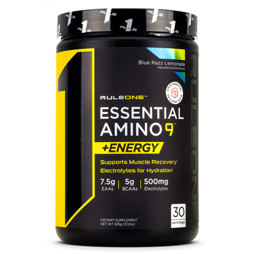 Rule 1 - R1 Essential Amino 9 Energy