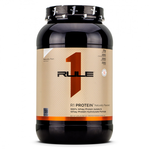 Rule 1 - R1 Protein Naturally Flavored