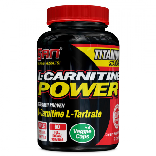 SAN - L-Carnitine Power