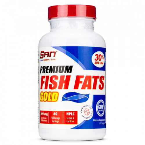 SAN - Fish Fats Gold