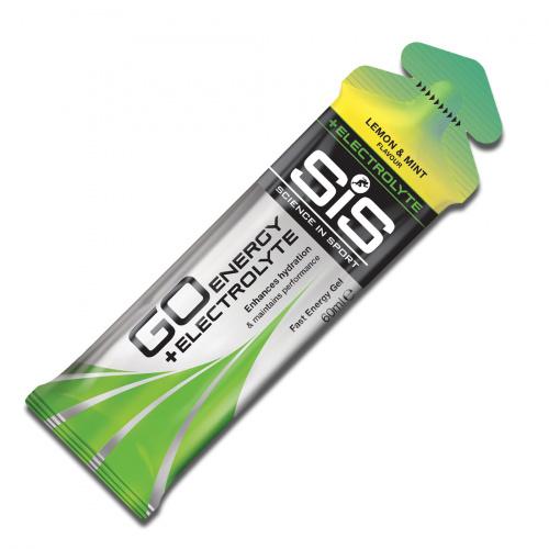 SiS - GO Isotonic + Electrolyte Gel