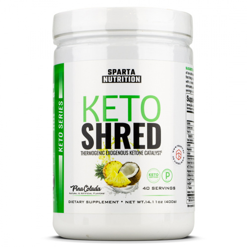 Sparta Nutrition - Keto Shred