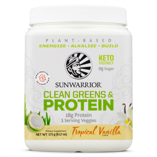 Sunwarrior - Clean Greens & Protein