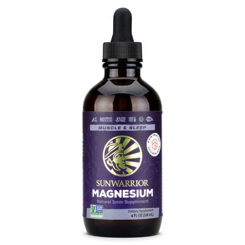Sunwarrior - Magnesium Liquid
