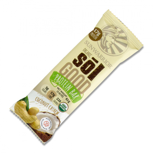 Sunwarrior - Sol Good Protein Bar