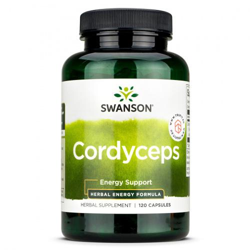 Swanson - Cordyceps 600mg