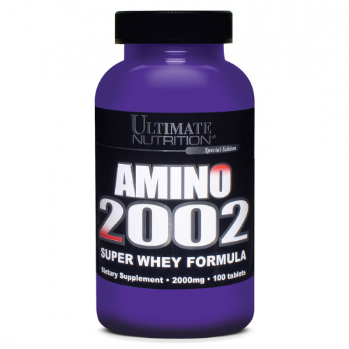 Ultimate Nutrition - Amino 2002