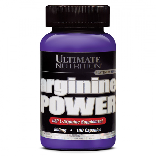 Ultimate Nutrition - Arginine Power 800mg
