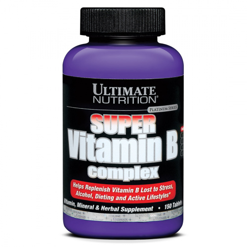 Ultimate Nutrition - Super Vitamin B Complex