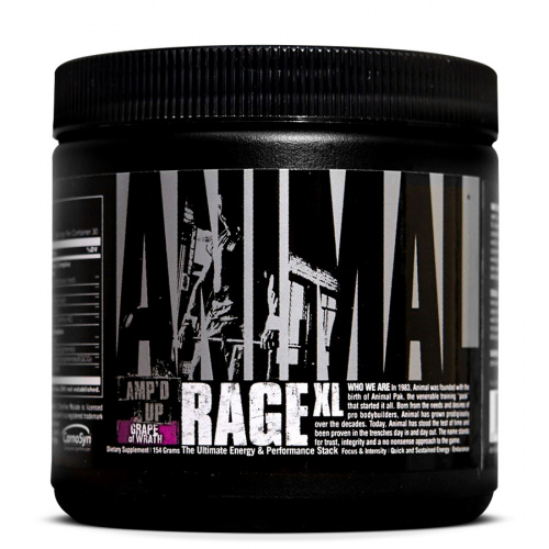 Universal Nutrition - Animal Rage XL