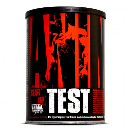 Universal Nutrition - Animal Test