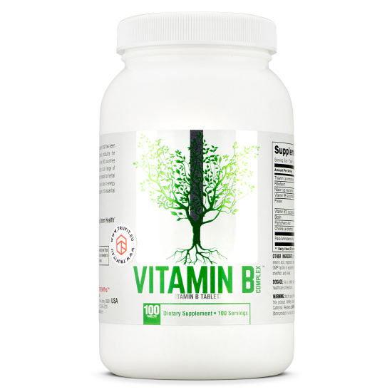 Universal Nutrition - Vitamin B Complex