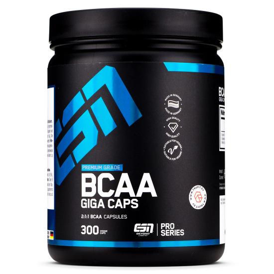 ESN - BCAA Giga Caps