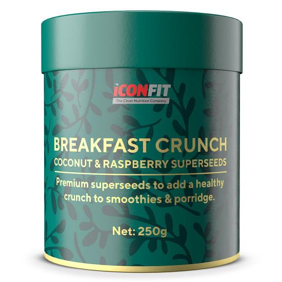 iConfit - Breakfast Crunch Coconut Raspberry Superseeds