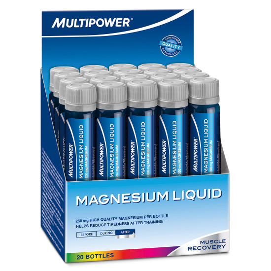 Multipower - Magnesium Liquid