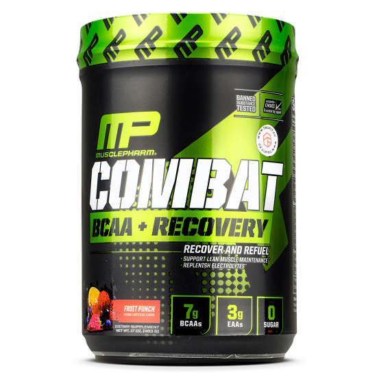 MusclePharm - Combat BCAA + Recovery