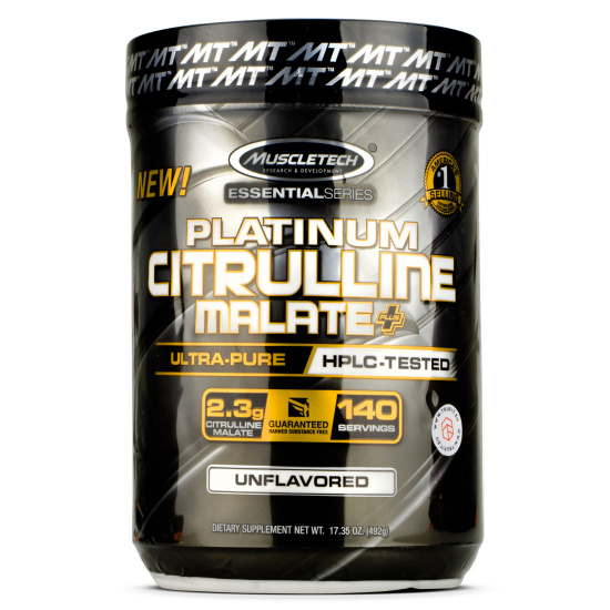 Muscletech - Platinum Citrulline Malate Plus