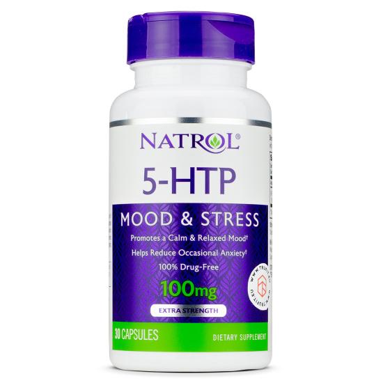 NATROL - 5-HTP 100 mg