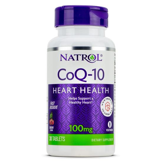 coq10 ir širdies sveikata