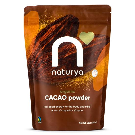 Naturya Superfoods - Organic Cacao Powder