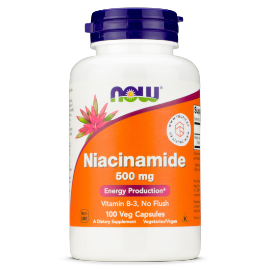 Now Foods - Niacinamide