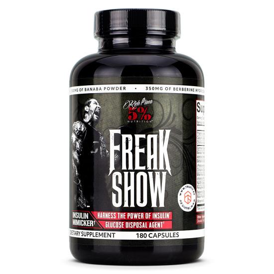 Rich Piana 5% - Freak Show