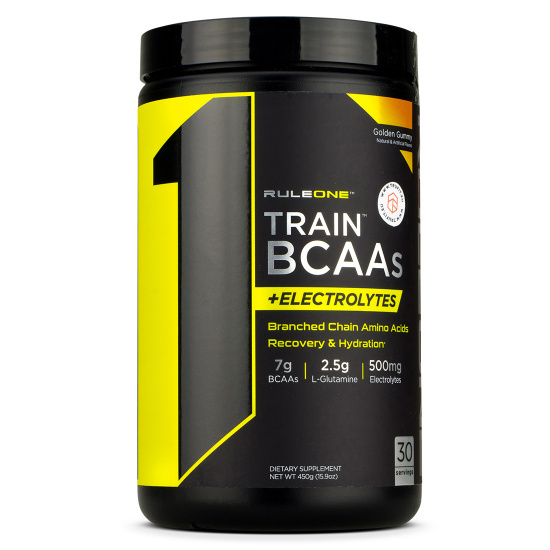 Rule 1 - R1 Train BCAA's