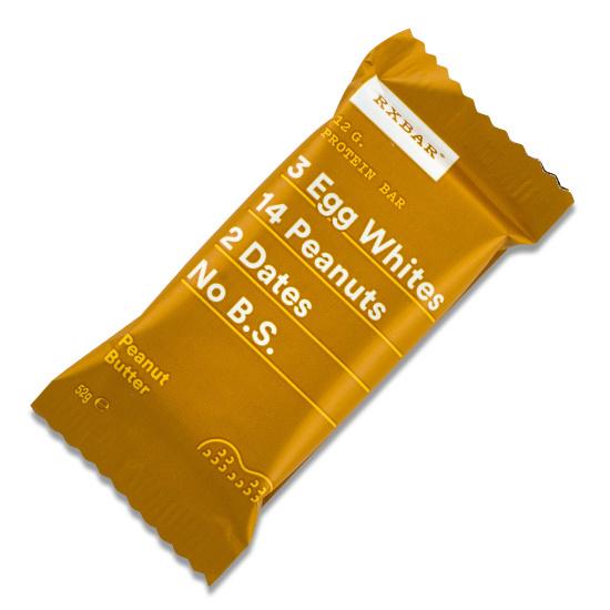 RXBAR - Peanut Butter Protein Bar