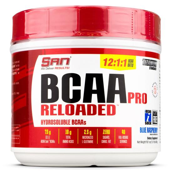 SAN - BCAA Pro Reloaded