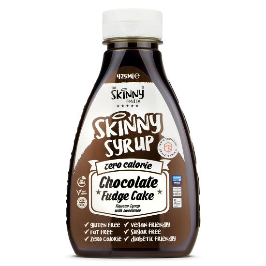 Skinny Foods - Chocolate Fudge Cake Skinny Syrup
