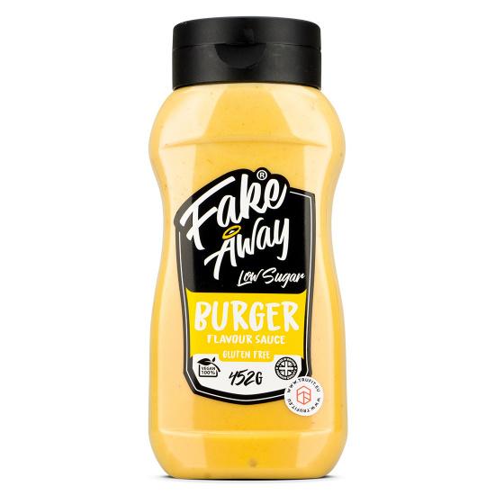 Skinny Foods - Burger Fakeaway Souce