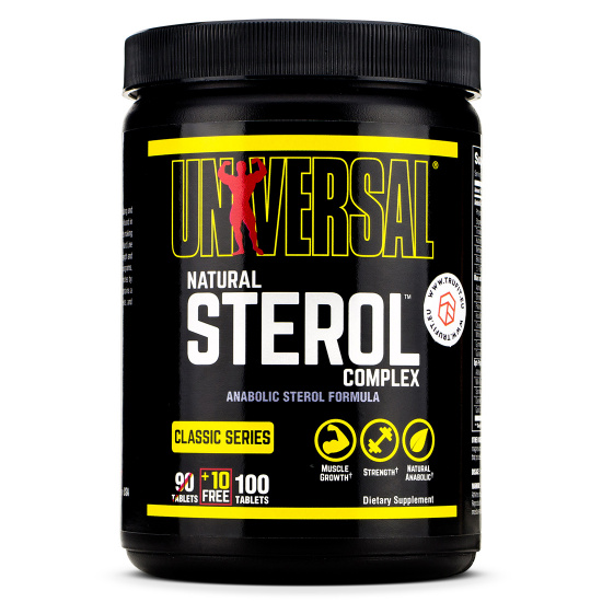 Universal Nutrition - Natural Sterol Complex