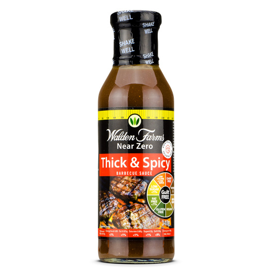 Walden Farms - Thick & Spicy BBQ Sauce