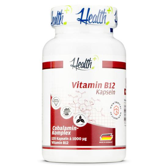 ZEC+ - Health+ Vitamin B12