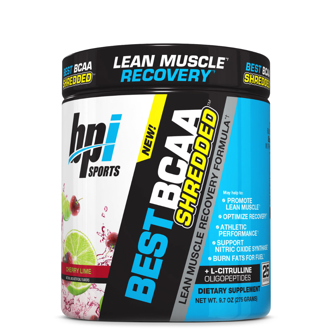 Lean muscle recovery formula
