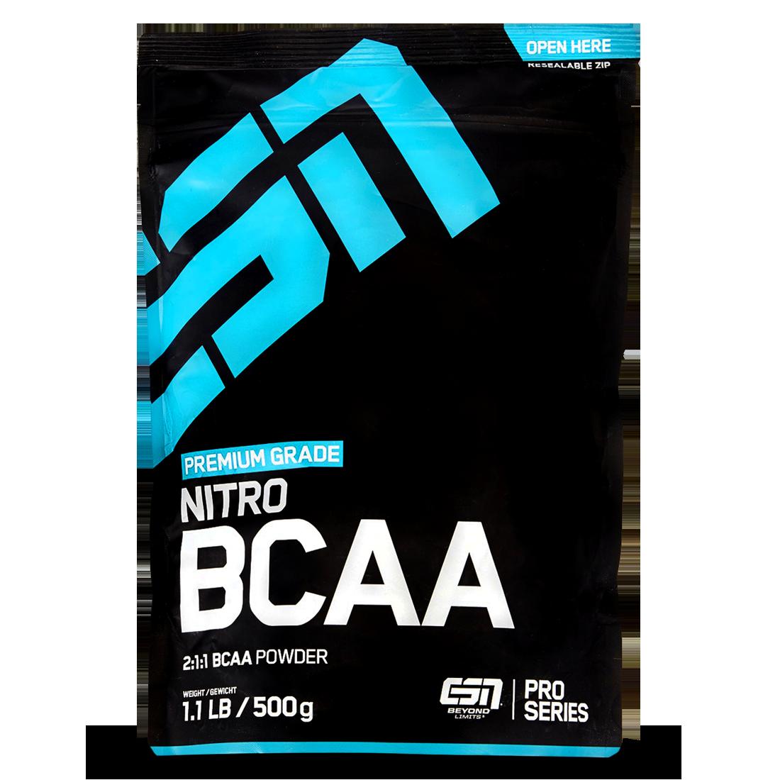 Ultramicronized BCAAs