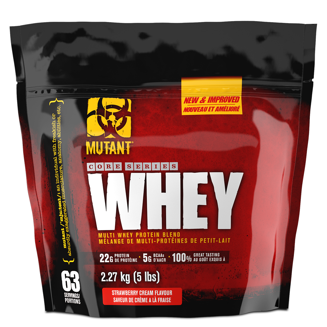 Multi whey protein blend