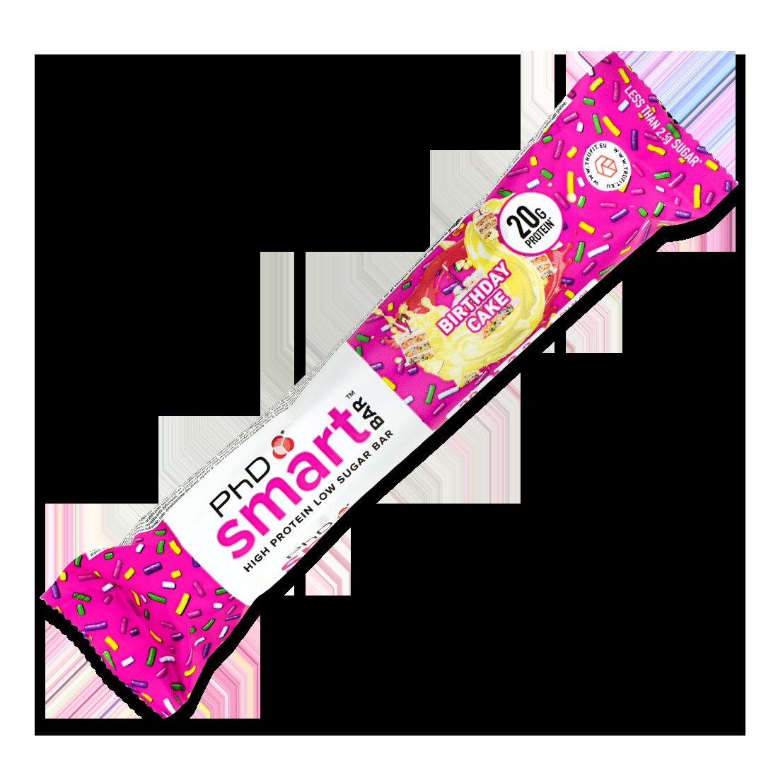 High protein low sugar bar