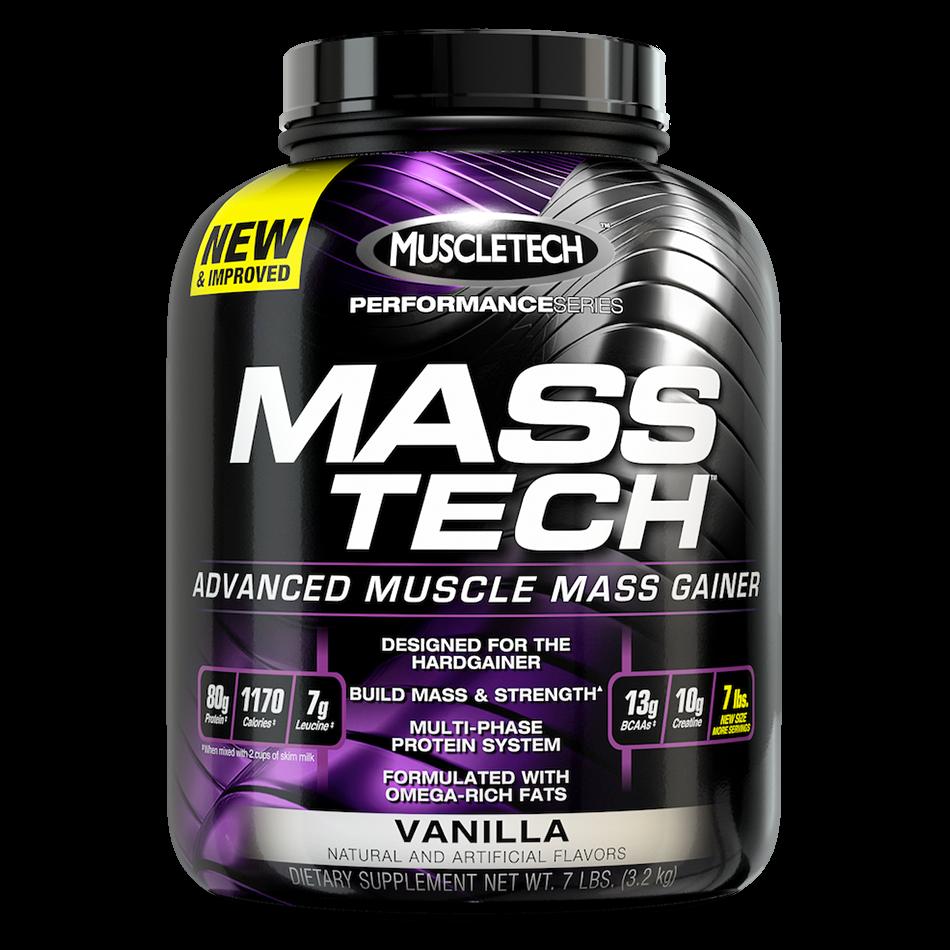 Build Mass & Strength
